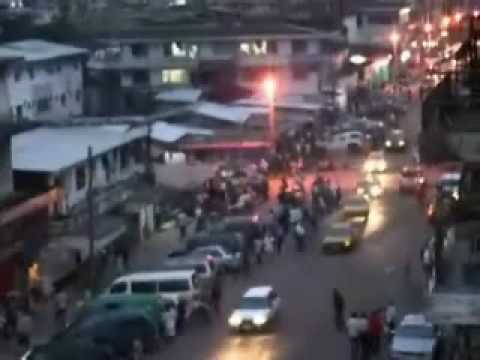 Solar Power in Liberia (West Africa) - EFA