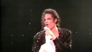 Michael Jackson - Billie Jean - Live in Bremen DWT 1992 - HD - (Widescreen)