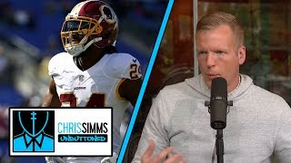 Why hasn't cornerback market moved since Norman's deal? | Chris Simms Unbuttoned | NBC Sports