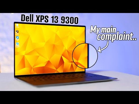 Dell XPS 13 9300 2020 Review - ALMOST Perfect..