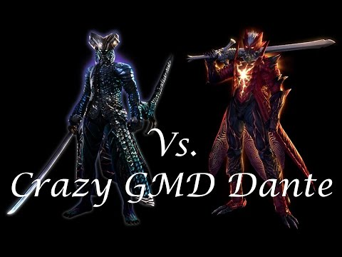 Devil May Cry 4: Special Edition - Vergil vs. Crazy Dante |