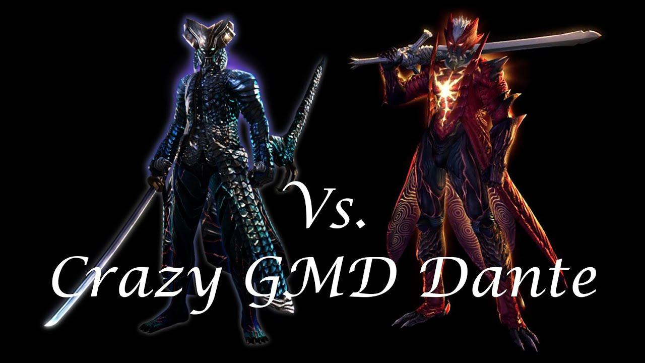 Devil May Cry 4 Special Edition Vergil Vs Crazy Dante