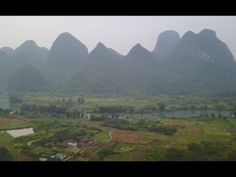 Man from Netherlands pursuing dream in Yangshuo,