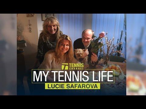 """My Tennis Life: Lucie Safarova Episode 4 """"Happy Birthday, Lucie!"""""""