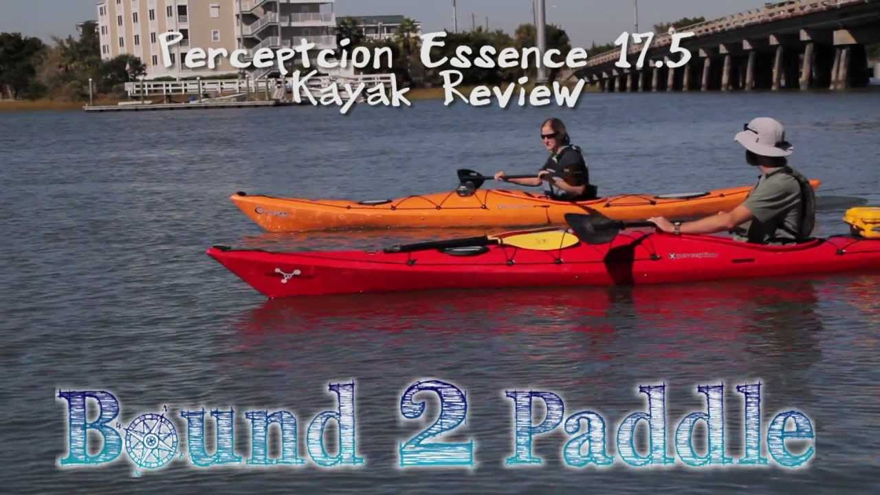 Perception Essence 17 Sea Kayak Review by Bound2Paddle Com