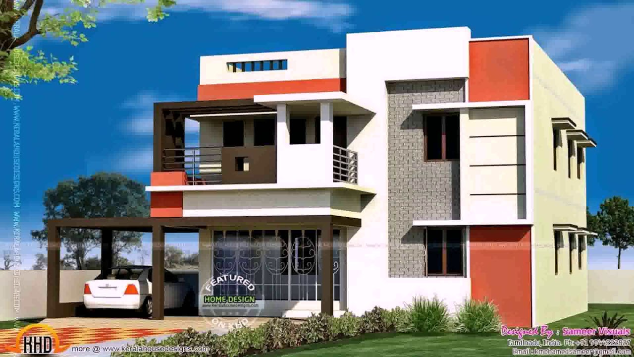 Elegant Indian House Front Elevation Photos Balcony Grill