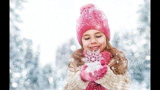 Белые снежинки кружатся с утра ❆ Новогодние песни для детей