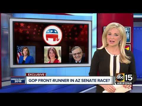 Poll shows Martha McSally solidifying her Arizona Senate primary