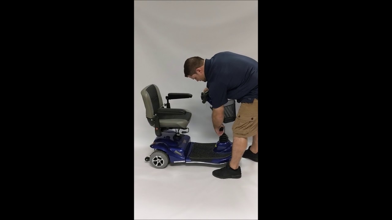 Merits S235 Pioneer 1 Mobility Scooter Review
