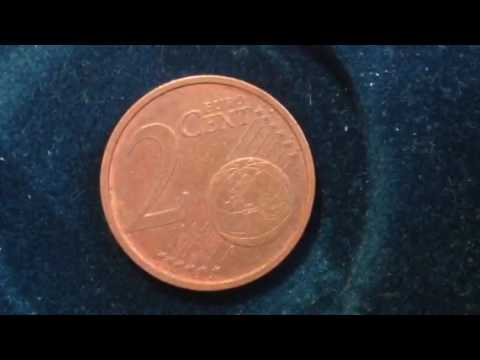 2 Euro Cent Germany Coin 2002