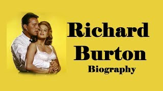 Richard Burton Biography, Life Achievements & Career | Legend of Years