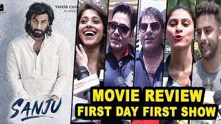 Sanjay Dutt's Biopic SANJU Public Movie REVIEW - Ranbir Kapoor,Sonam Kapoor,Anushka Sharma