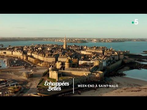 Week-end à Saint-Malo - Échappées belles