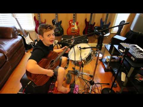 21 by Hunter Hayes covered by Landon Wall using RC30 loop pedal