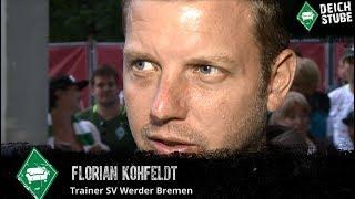 """Werder-Trainer Kohfeldt: """"Die Niederlage ist kein Beinbruch"""""""