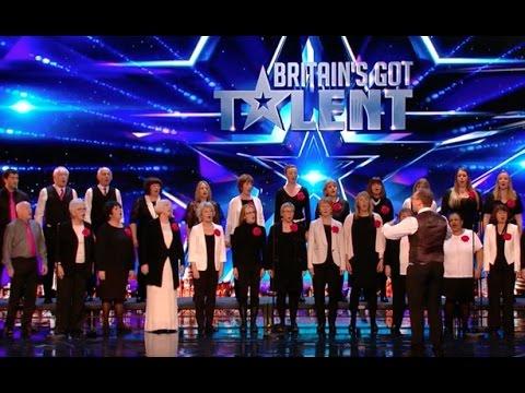 Missing People Choir Brings a Lump to Everyone Throat | Week 1 | Britain's Got Talent 2017