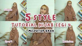 Top 5 Elegant Tutorial Hijab Simple Casual Pictures Hijabiworld Dubai Khalifa
