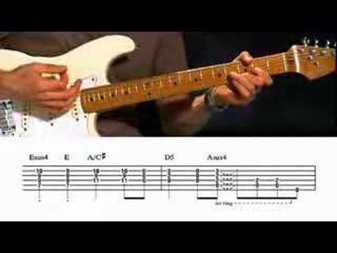 Romantics What I Like About You Guitar Lesson Guitarinstructor