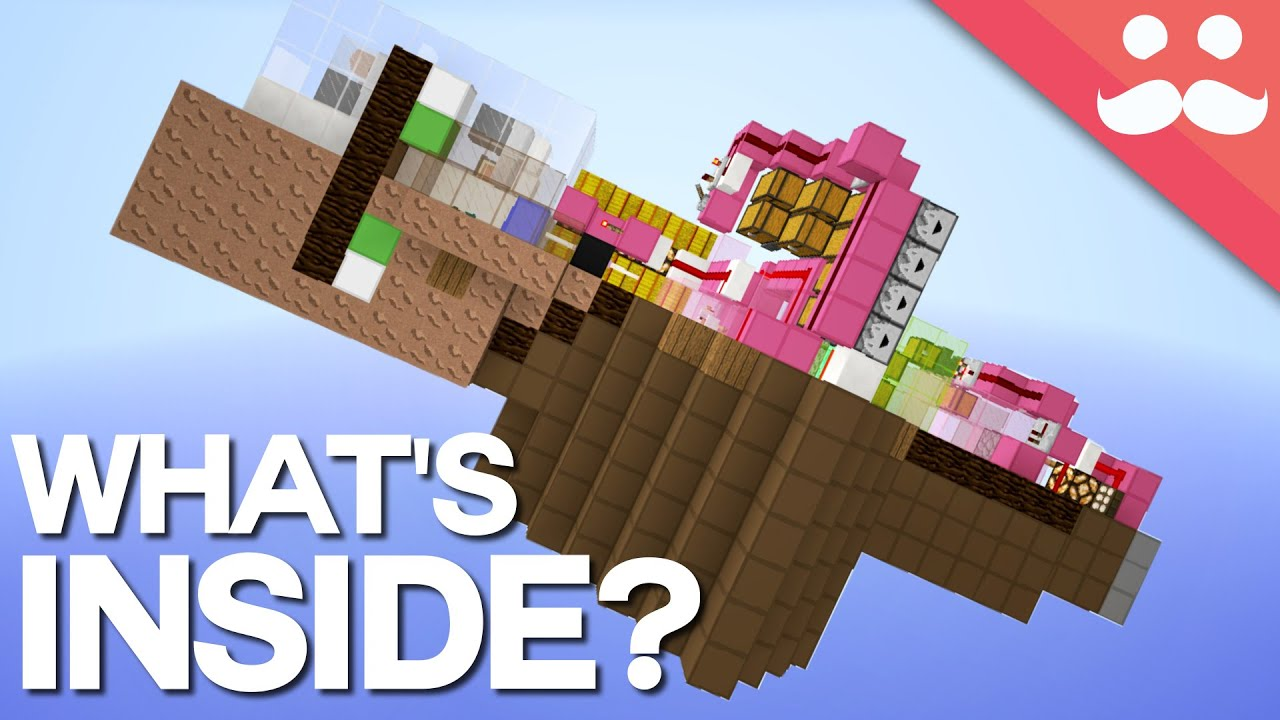 What's Inside a Minecraft Villager? - YouTube
