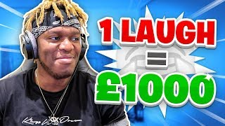 Download 1 Laugh = $1000 Mp3 and Videos