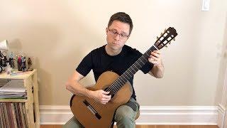 Lesson & Free PDF: Lección No. 84 by Julio Sagreras for Classical Guitar