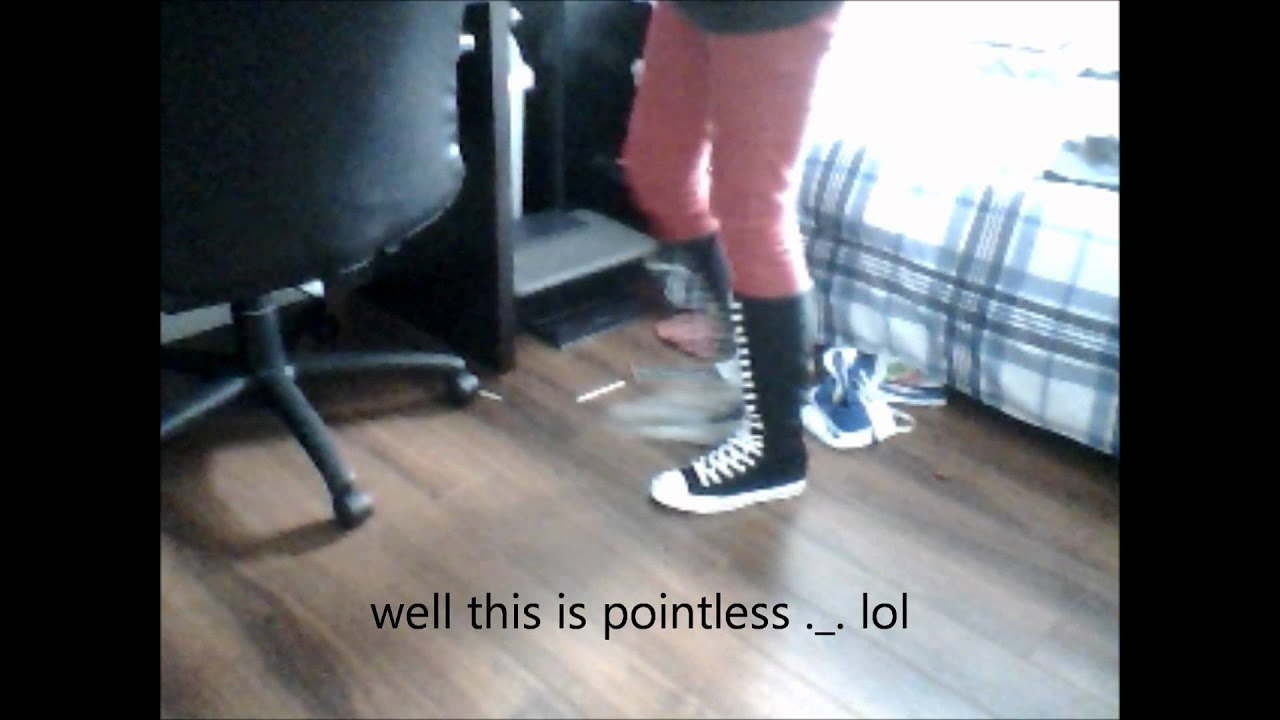 Converse Wallpaper For Girls Knee High Converse Youtube