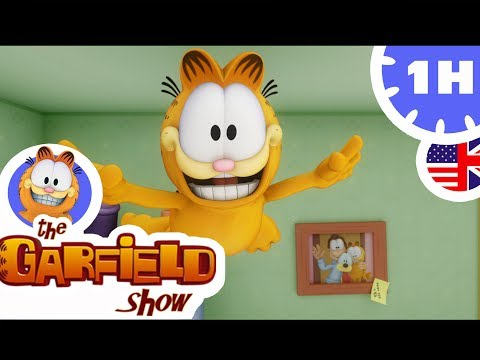 THE GARFIELD SHOW - 1 Hour - Compilation #02