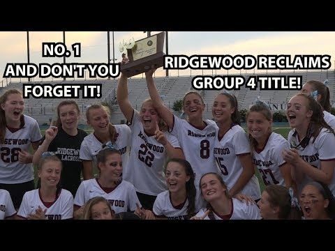 Ridgewood 12 Clearview 9 Girls Lacrosse Group 4 Final | Marley Scala 4 Goals!