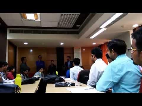 Shailee Chaudhary's Motivational Speech Rank1 GMCS 55