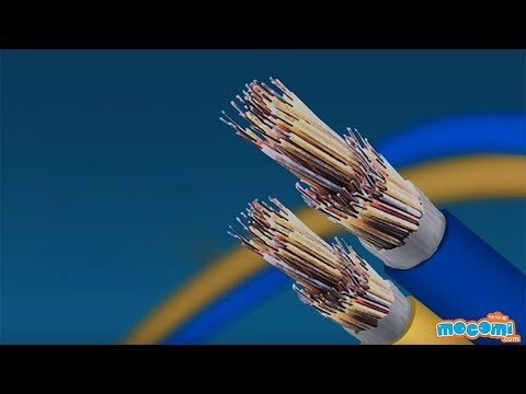 What is Fiber Optics? | Mocomi Kids