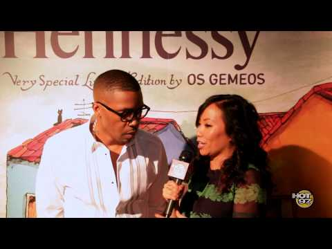 Nas talks with Miss Info about Kendrick Lamars control verse