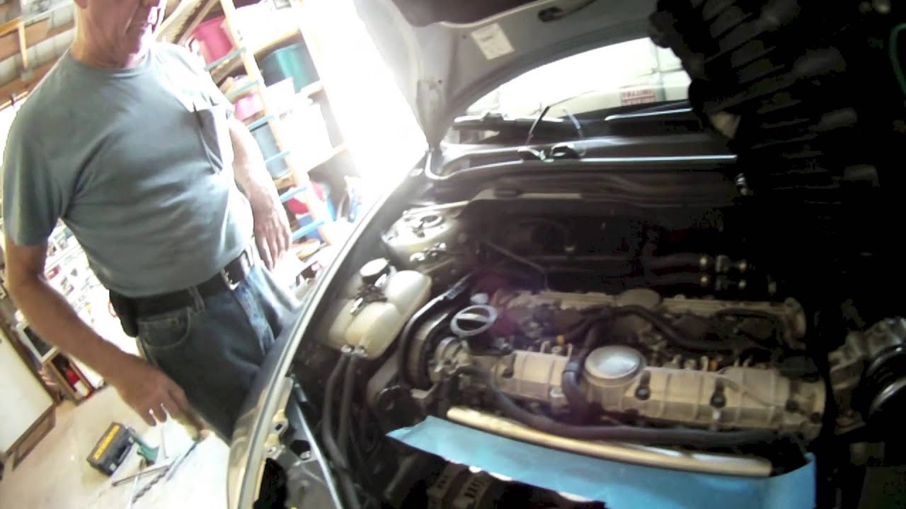 How to Replace Spark Plugs 2006 Volvo S40