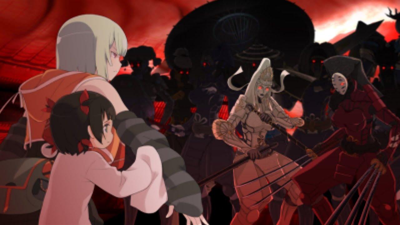 3DS Senran Kagura 2 Deep Crimson