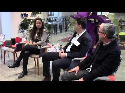 Brazilian Entrepreneurs in the Global Stage - Mar 29, 2018