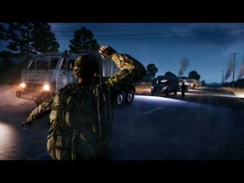 TAC-OPS DLC: Beyond Hope Mission 1 Part 1 ArmA 3