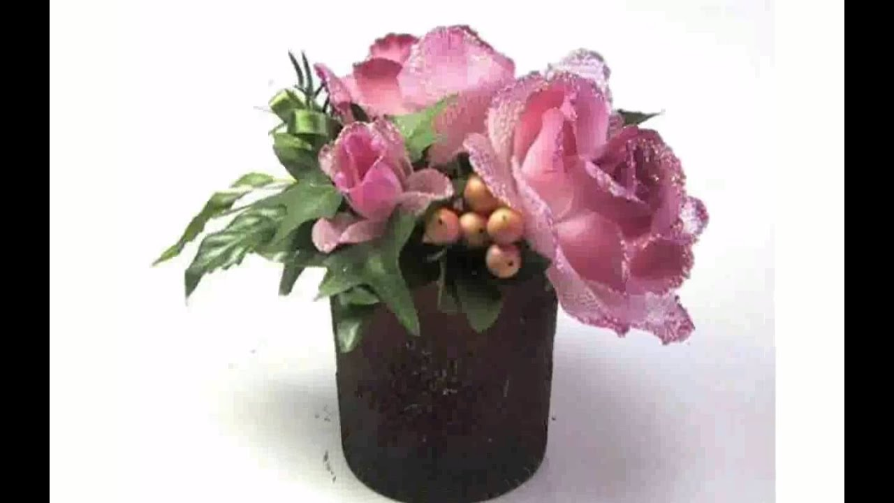 Artificial Flower Youtube