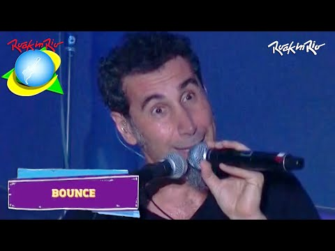 System Of A Down  Bounce 【Rock In Rio 2015  60fpsᴴᴰ】
