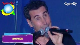 System Of A Down - Bounce LIVE【Rock In Rio 2015 | 60fpsᴴᴰ】