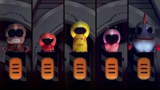 [Official] Larva Rangers - Mini Series from Animation LARVA