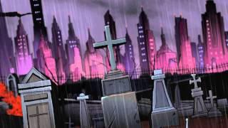 Бэтмен против Дракулы - Трейлер