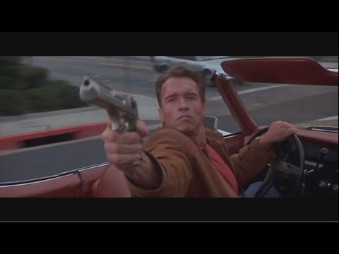 Car Chase - Last Action Hero