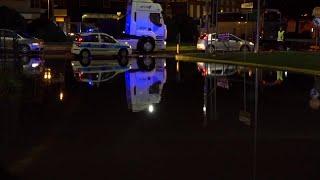 Maltempo Genova: chiusi tratti stradali vicino all'aeroporto