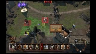 Let's Play HoMM 7: Necropolis Campaign - Level 1 [1/2]
