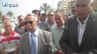 بالفيديو : محافظ شمال سيناء يعلن انطلاق مبادرة  الشعب يأمر  لبيع السلع بسعر مخفض
