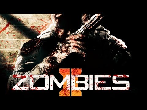 Black Ops 2 - Wave 30+ Town Zombie Survival Livestream (KUT PS3!)