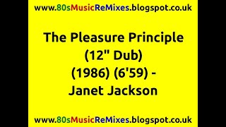 "The Pleasure Principle (12"" Dub) - Janet Jackson 