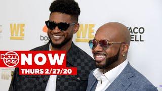 Jermaine Dupri Clarifies Usher's Lyric + Jordan Peele Reveals New Twist On A Destiny's Child Classic