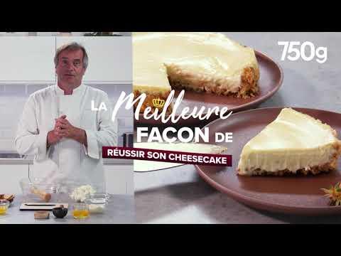 la-meilleure-façon-de-...-réussir-son-cheesecake---750g