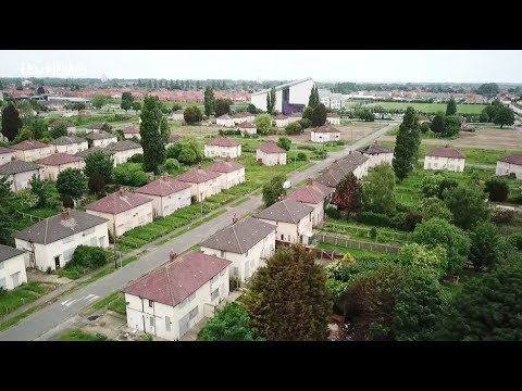 Hull's 'ghost estate' | ITV News