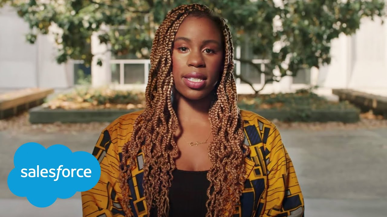 We Are Here | #RepresentationMatters | Salesforce